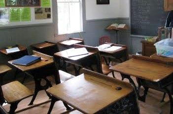 Old School House Classroom