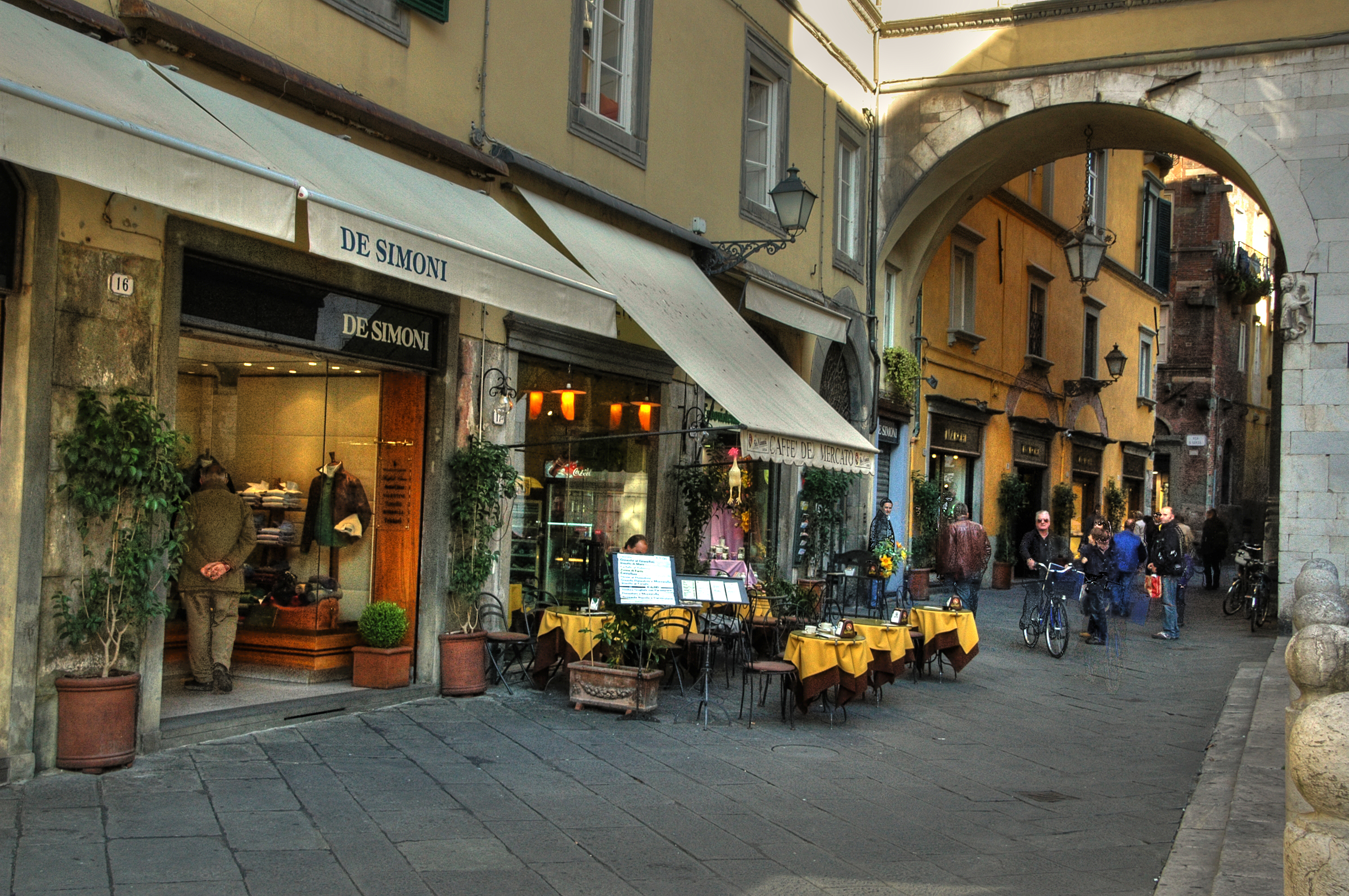 Cafe Palazzo Reviews