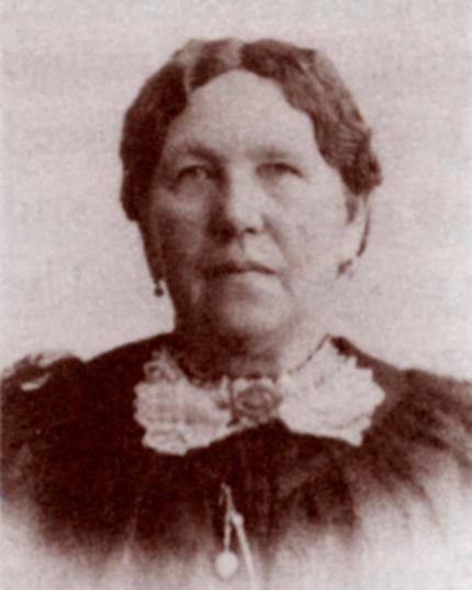 <b>Elizabeth Jackson</b>, with her husband Aaron, and three children, ages 2, 4, <b>...</b> - 10b-elizabeth-hj-kingsford_jour-to-zion-pg-655