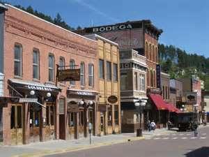 Deadwood, S. Dakota