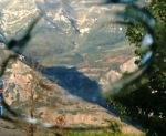 mountain bullseye
