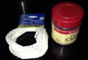 hemp cord